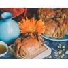 秋天的餐桌,就是大闸蟹的秀场!十月吃蟹季!